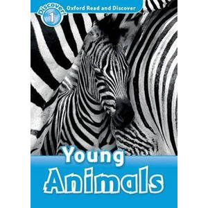 Oxford Read and Discover Level 1 Young Animals