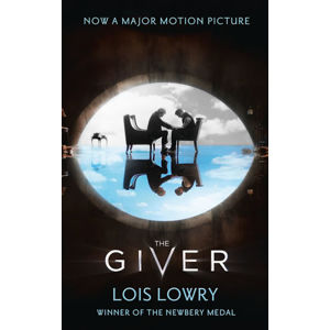 The Giver, film tie-in THE GIVER QUARTET 1 - Lois Lowryová