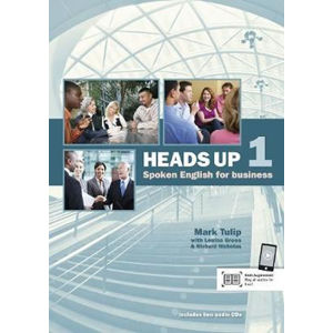 Heads up 1 A2-B1 – Student´s Book + CD