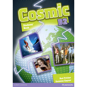 Cosmic B2 Students´ Book w/ Active Book Pack - Suzanne Gaynor