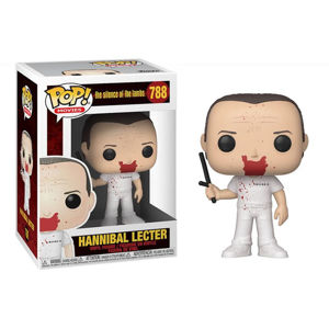 Funko POP Movies: Silence of the Lambs - Hannibal (Bloody)
