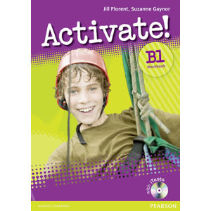 Activate! B1 Workbook w/ CD-ROM Pack (no key) Version 2 - Workbook without Key Pack - Jill Florent