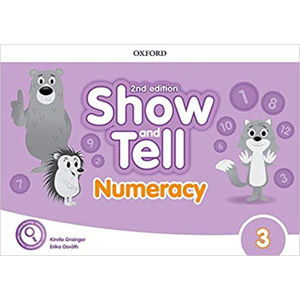Oxford Discover Show and Tell 3 Numeracy Book (2nd)