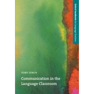 Oxford Handbooks for Language Teachers Communication in Language Classroom