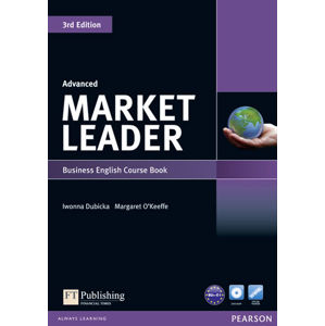 Market Leader 3rd Edition Advanced Coursebook w/ DVD-Rom Pack - Iwona Dubicka