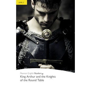 PER | Level 2: King Arthur and the Knights of the Round Table Bk/MP3 Pack - Level 2 - Deborah Tempest