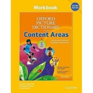 Oxford Picture Dictionary for Content Areas Workbook (2nd)