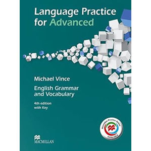 Advanced Language Practice 4th Ed.: With Key + MPO Pack - Michael Vince