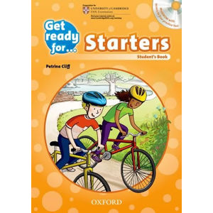 Get Ready for Starters Student´s Book with Audio CD