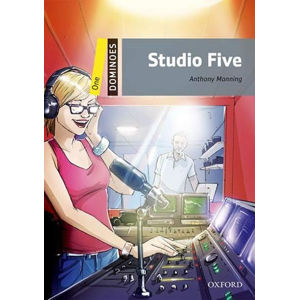 Dominoes 1 Studio Five with Audio Mp3 Pack (2nd)