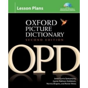Oxford Picture Dictionary Lesson Plans Pack (2nd)