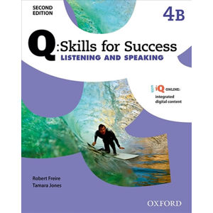 Q Skills for Success 4 Listening & Speaking Student´s Book B (2nd)