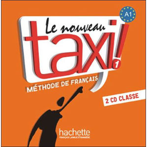 Le Nouveau Taxi ! 1 (A1) CD audio classe /2/