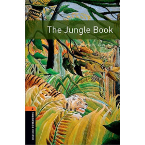Oxford Bookworms Library 2 Jungle Book with Audio Mp3 Pack (New Edition)
