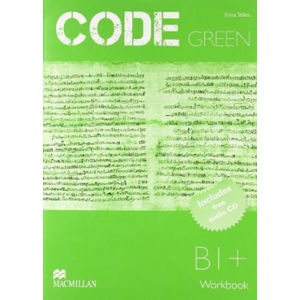 Code Green B1+: Workbook with CD Pack