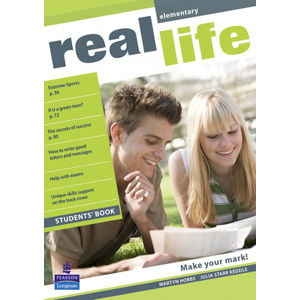 Real Life Elementary Students´ Book - Martyn Hobbs