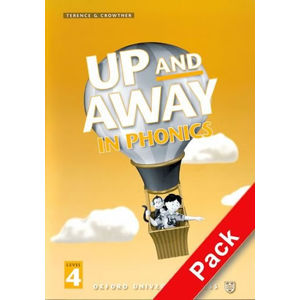 Up and Away in Phonics 4 Book + CD