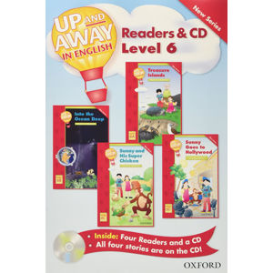 Up and Away Readers 6 Readers Pack