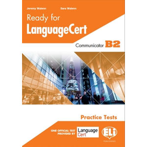 Ready for LanguageCert: PRACTICE TESTS COMMUNICATOR B2: Student´s Book