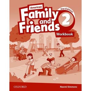 Family and Friends American English 2 Workbook (2nd)