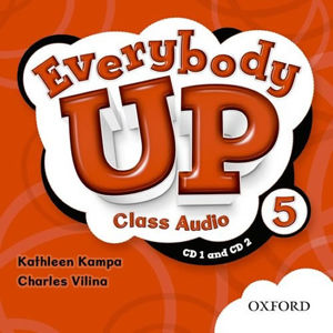 Everybody Up 5 Class Audio CDs /2/