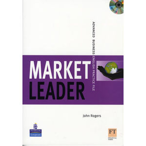 Market Leader New Edition Advanced Practice File w/ CD Pack - John Rogers