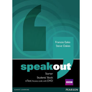 Speakout Starter Students´ Book eText Access Card w/ DVD - 1st Student Manual/Study Guide - Frances Eales