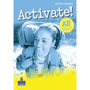 Activate! A2 Grammar and Vocabulary Book - Grammar and Vocabulary - Kathryn Alevizos