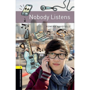 Oxford Bookworms Library 1 Nobody Listens with Audio Mp3 Pack (New Edition)