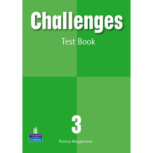 Challenges 3 Test Book - Testbook - Patricia Mugglestone