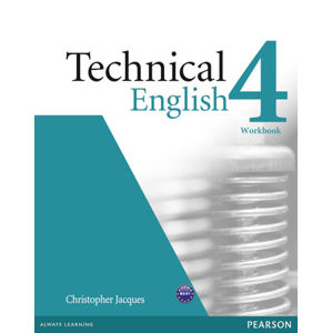 Technical English 4 Workbook w/ Audio CD Pack (no key) - Christopher Jacques