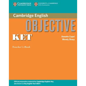 Objective KET: TB - Annette Capel
