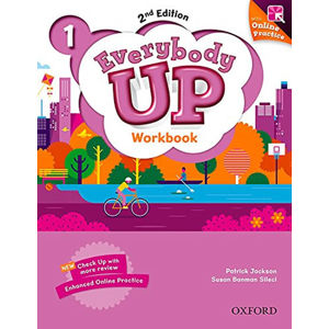 Everybody Up 1 Workbook with Online Practice (2nd)