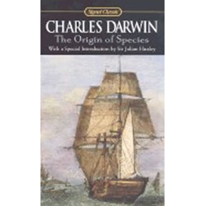 The Origin of Species - Charles Darwin,  neuveden