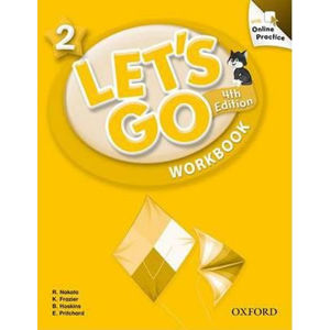Let´s Go 2 Workbook with Online Practice Pack (4th)