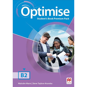 Optimise B2: Student´s Book Premium Pack - Steve Taylore-Knowles