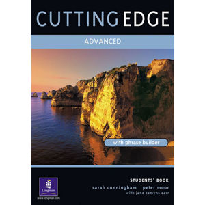 Cutting Edge Advanced Students´ Book - A Practical Approach to Task Based Learning - Sarah Cunningham