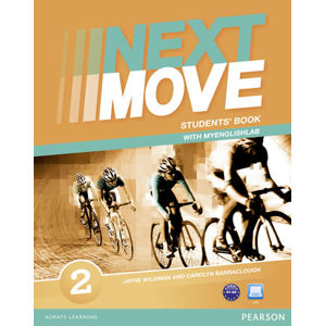 Next Move 2 Students´ Book w/ MyEnglishLab Pack - Carolyn Barraclough
