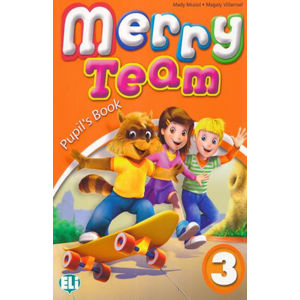 Merry Team - 3 Student´s Book