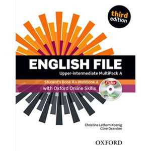 English File Upper Intermediate Multipack A with iTutor DVD-R and Oxford Online Skills (3rd)