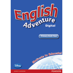 English Adventure 6 Interactive White Board - Digital - Lucy Frino