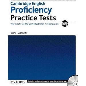 Proficiency Practice Tests with Key and Audio CD Pack (New Edition) - Mark Harrison