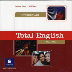 Total English Intermediate Class CDs - Class CD - Antonia Clare, J. J. Wilson