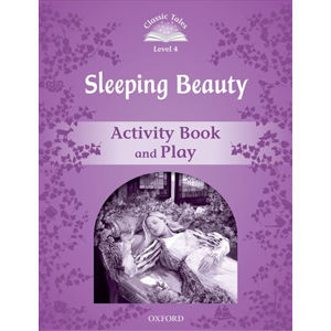 Classic Tales 4 Sleeping Beauty Activity Book and Play (2nd)