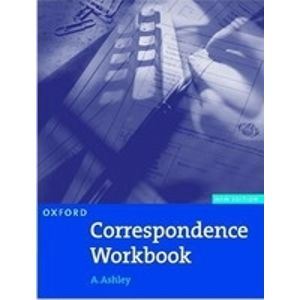 Oxford Handbook of Commercial Correspondence Workbook