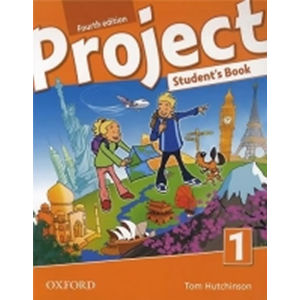 Project 1 Student´s Book 4th (International English Version) - Tom Hutchinson