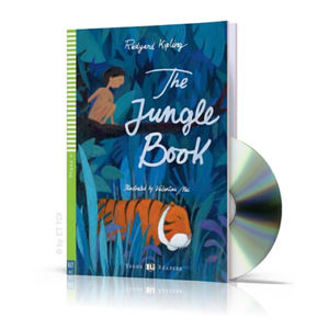 Young ELI Readers 4/A2: The Jungle Book + Downloadable Multimedia