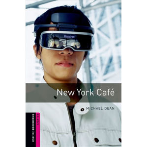Oxford Bookworms Library Starter New York Cafe (New Edition)