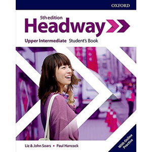 New Headway Upper Intermediate Student´s Book with Online Practice (5th)