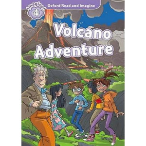 Oxford Read and Imagine Level 4 Volcano Adventure
